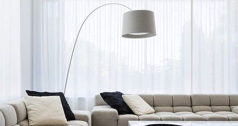 MASTER THE OVERSIZED LIGHTING TREND WITH PENDANTS, FLOOR LAMPS AND TABLE LAMPS