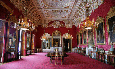 British Royal Interior Style
