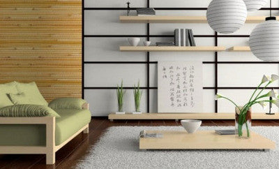Japanese Interior Design | Modern Japanese Furniture