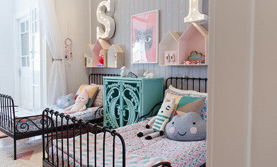Top 5 Tips for Styling a Kids Room by Belinda from Petite Vintage Interiors
