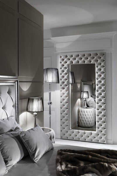 MIRRORED BEDROOM FURNITURE DESERVES THE HYPE | INTERIORS ONLINE