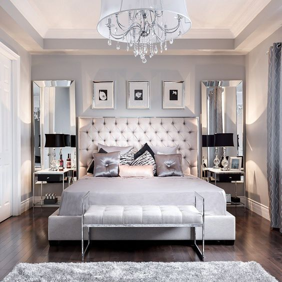 Mirrored Bedroom Furniture Deserves The Hype Interiors Online