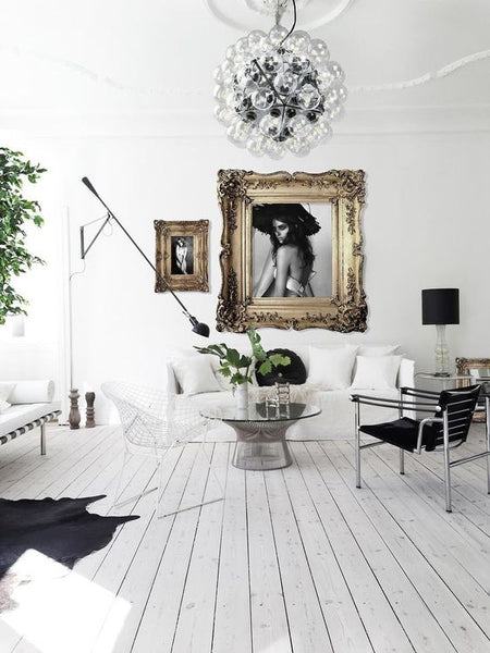 The Glass Coffee Table Ideas You Need To Add Instant Chic To