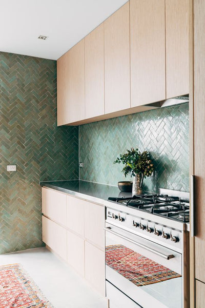 10 Best Kitchen Splashback Ideas