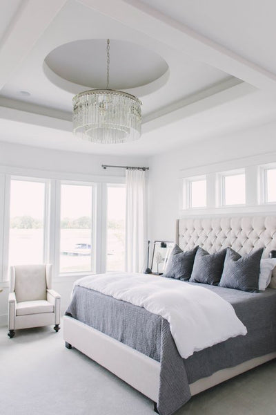 How To Create A Hamptons Bedroom Interiors Online