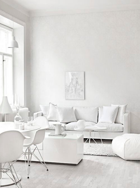 White Interior Design Ideas The Do's And Don'ts INTERIORS ONLINE Mesmerizing Interior Design Online Schools Minimalist