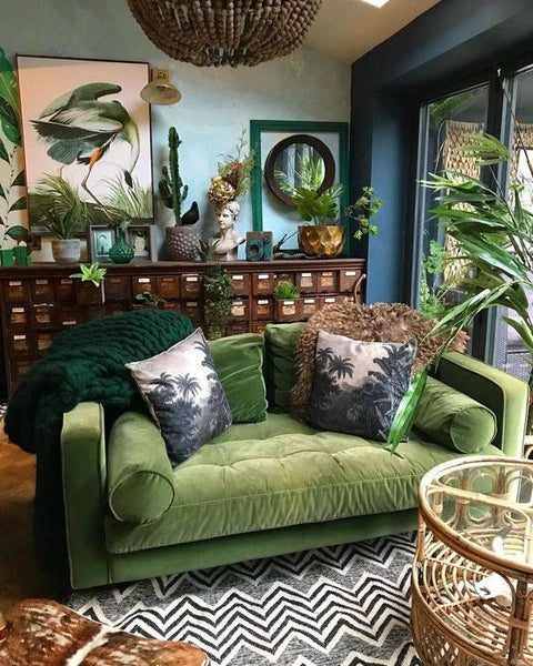 Top Sofa Trends To Covet In 2019 Interiors Online
