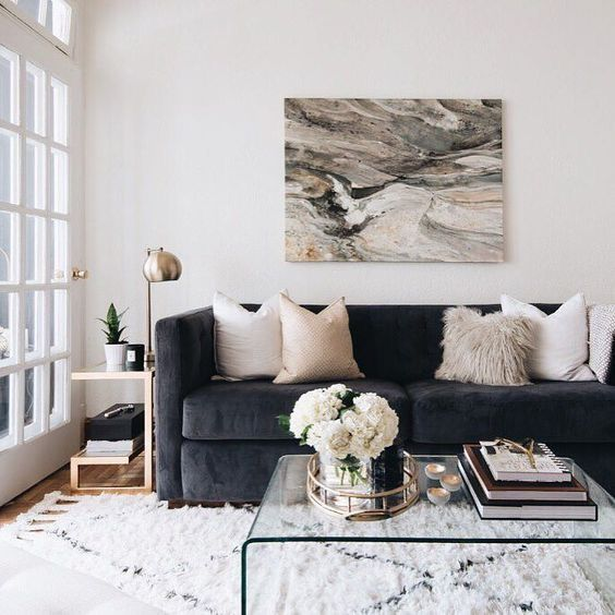 The Glass Coffee Table Ideas You Need To Add Instant Chic To Your Home