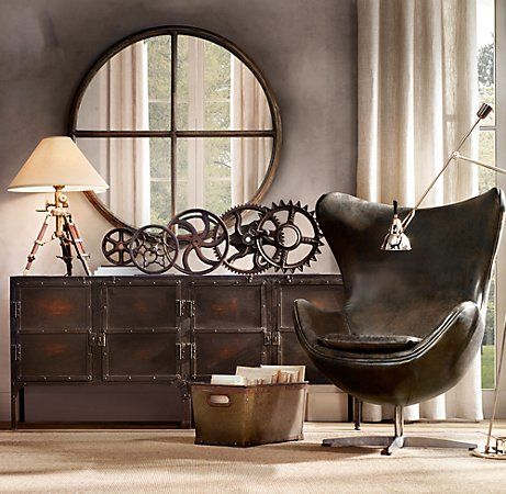 Steampunk Furniture How To Steampunk Your Interiors