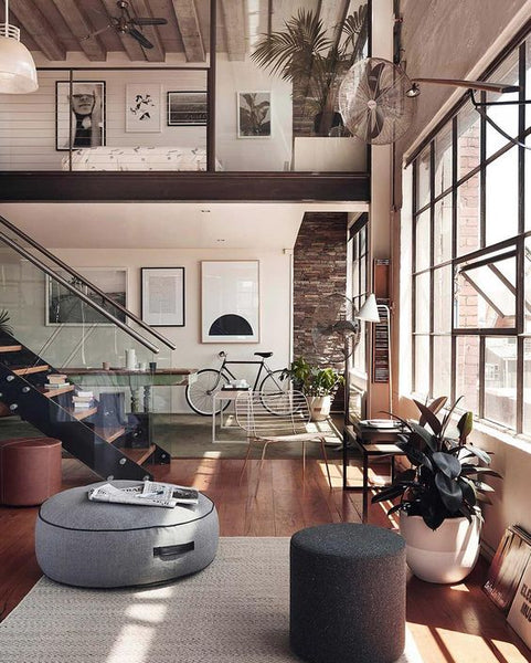 New York Loft Style How To Decorate