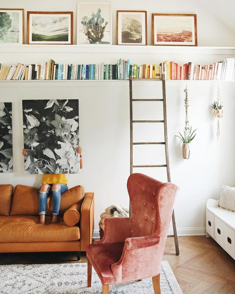 How To The Best Ideas For Decorating With Bookshelves Interiors