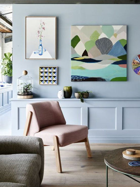 HOW TO CHOOSE AND HANG ARTWORK THAT WILL MAKE YOU AND YOUR