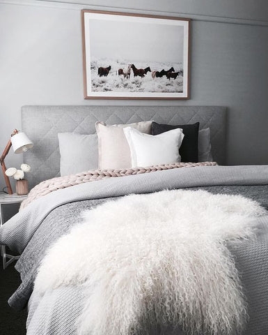 FIND THE BEDHEAD STYLE THAT IS JUST RIGHT FOR YOU | INTERIORS ONLINE : quilted bed head - Adamdwight.com