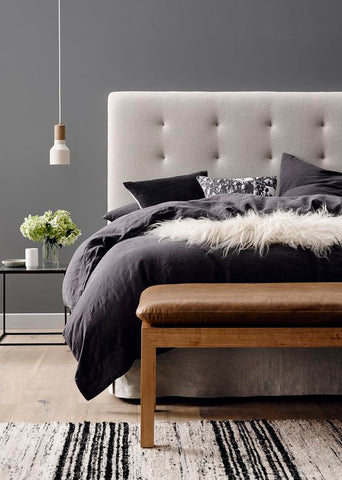 a fast selling trend as people start to favour them over the wooden bedheads that have dominated the market in recent years get comfy in and