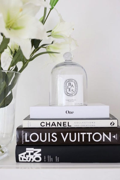 Add books to bedside table - Interiors Online