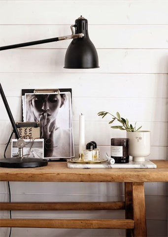 Organic items for your bedside table - Interiors Online