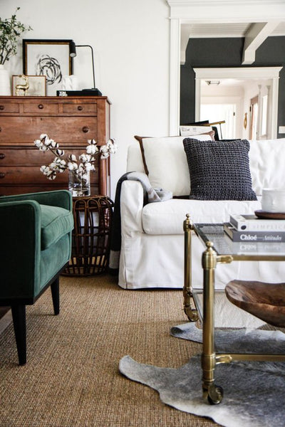 The Glass Coffee Table Ideas You Need To Add Instant Chic To Your