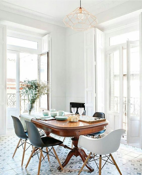 Mismatched Dining Chairs Add Masses Of Personality And Interest To Any  Room, As Well As Giving Your Interiors A Coveted Eclectic Chic Feel That  Will Never ...