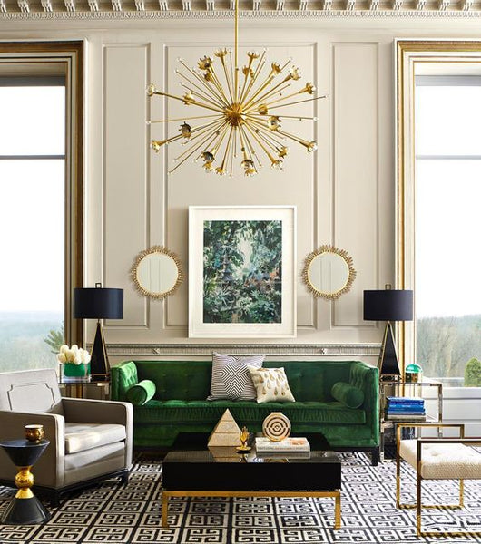 Romancing Art Deco How To Add Modern Glamour Into Your Interiors