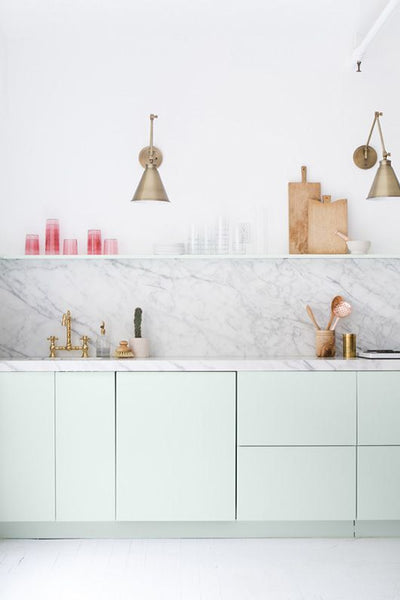 Scroll Down For The 10 Best Kitchen Splashback Ideas To Inspire Your Next  Remodel.
