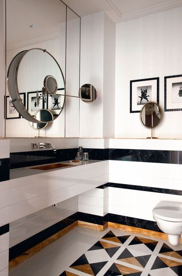 Art Deco Mirrors The Truest Reflection Of Style