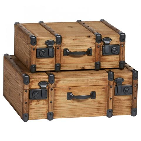 Q. WHAT IS THE BEST PLACE IN THE HOME FOR A DECORATIVE STORAGE TRUNK?
