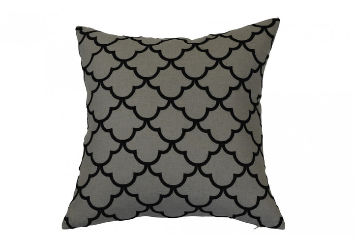Margaret Cushion Black