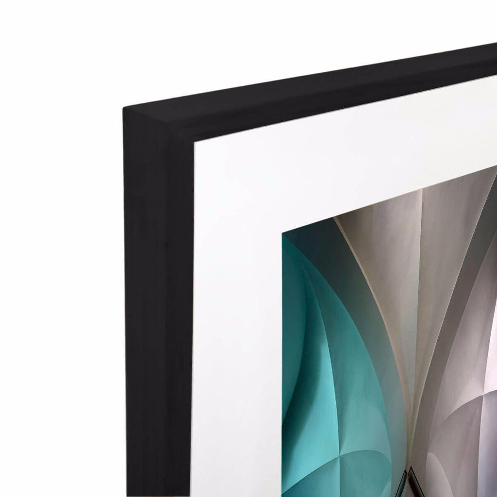 Arch II Acrylic Print with Frame