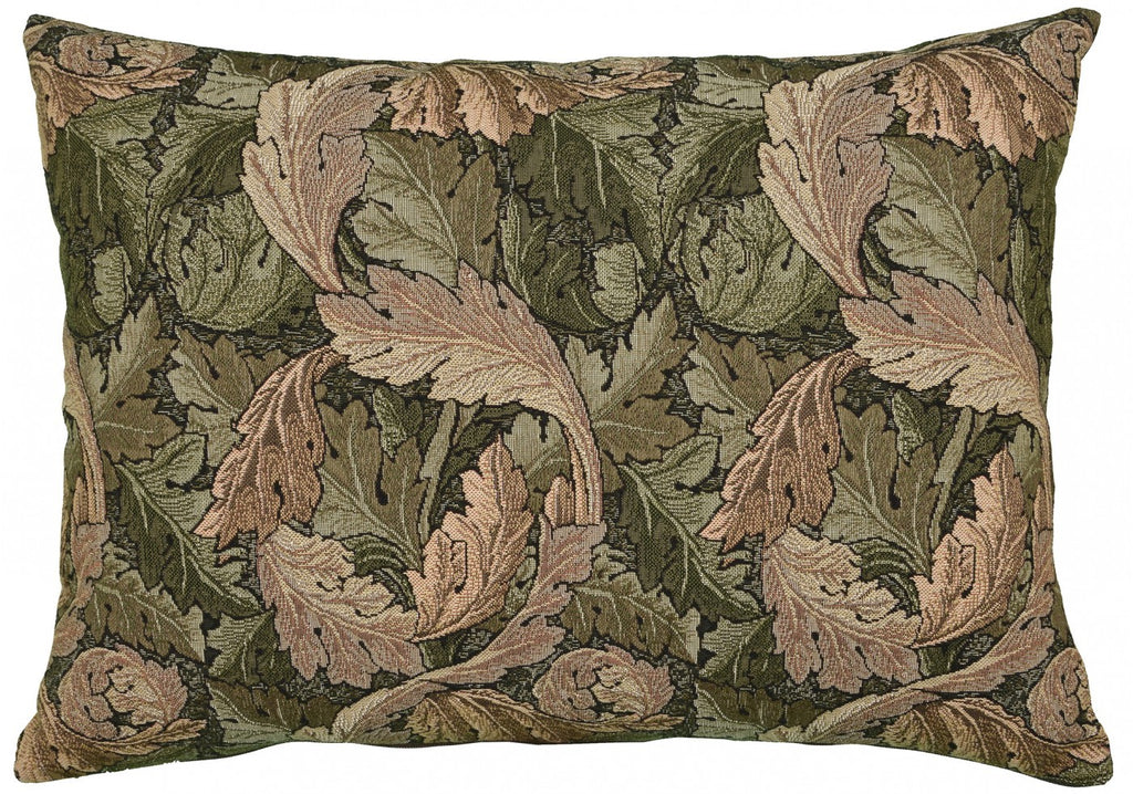 Acanthus Cushion Rectangular
