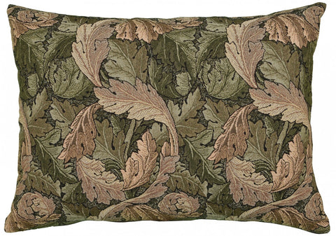 William Morris Strawberry Thief Tapestry with Rod