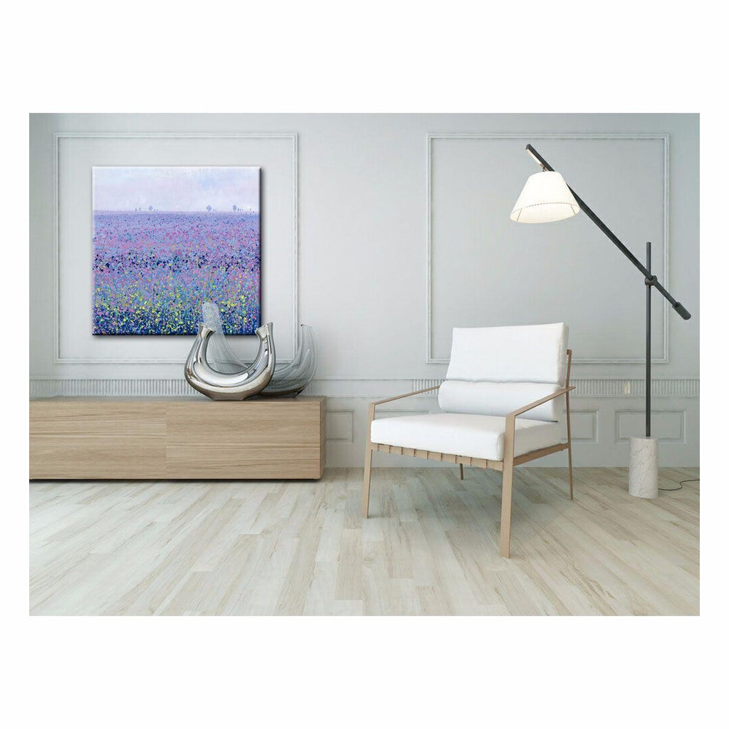 Lilac Bliss Canvas