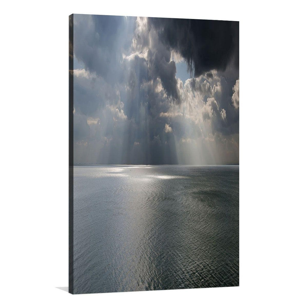 Calm Before Canvas Print