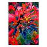 Hypnotic Bloom Canvas
