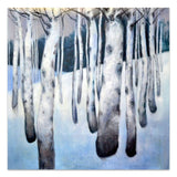 Winter Landscape Canvas
