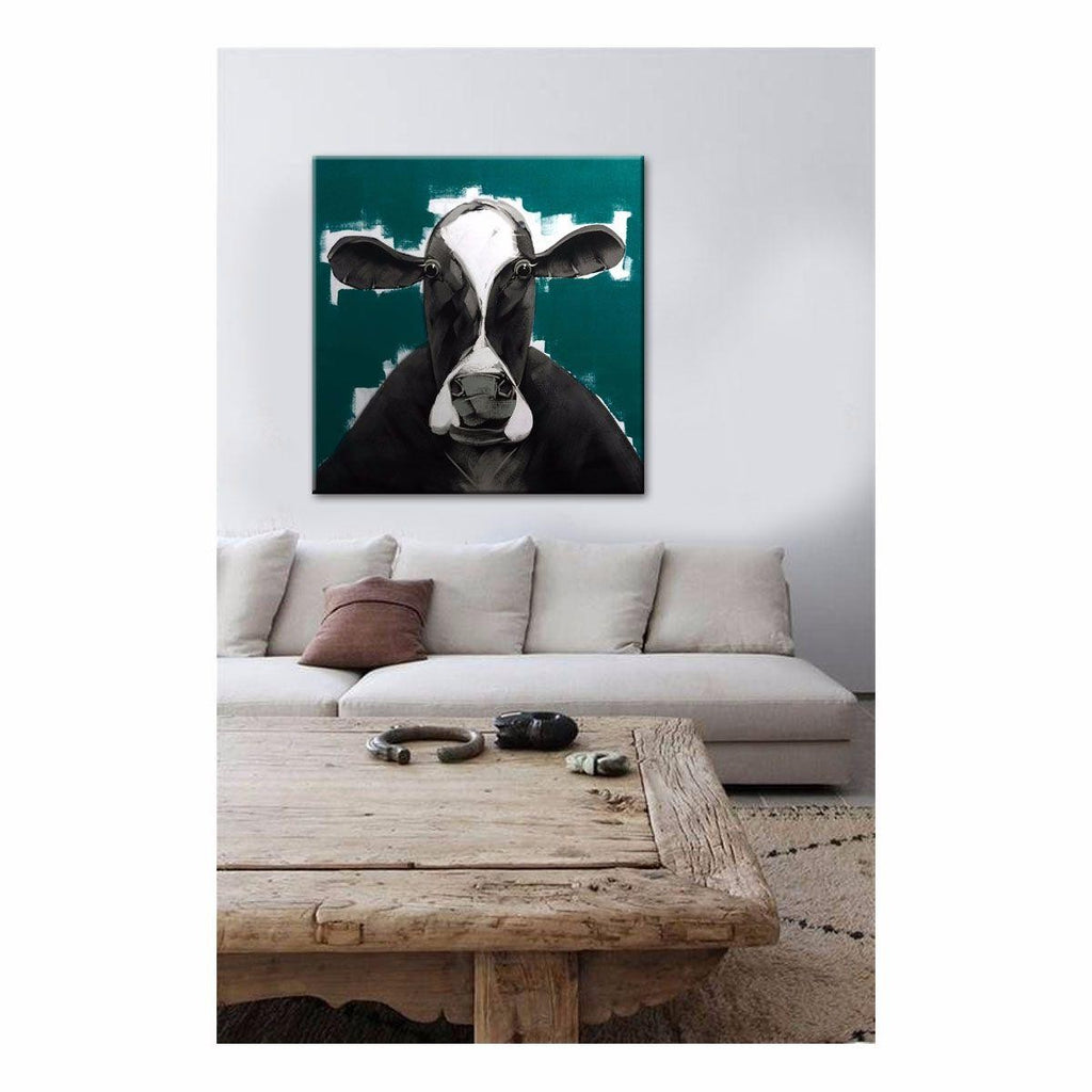 Not A Moose II Canvas
