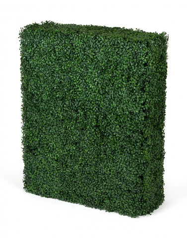 Box Wood Portable Artificial Outdoor Hedge