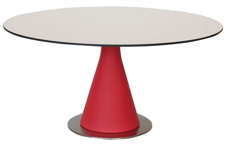 Pot Round Dining Table 150cm