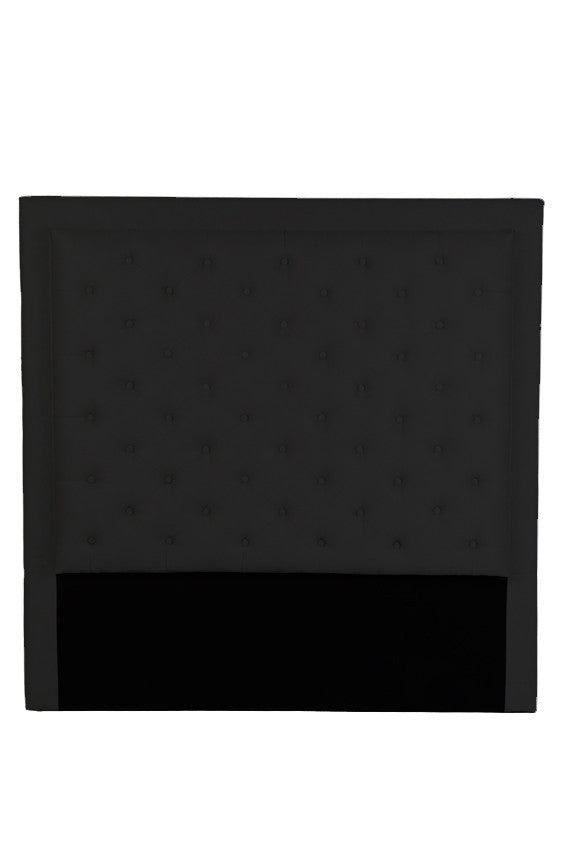 Duke Headboard King Black