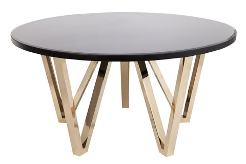 Stamford Black Dining Table