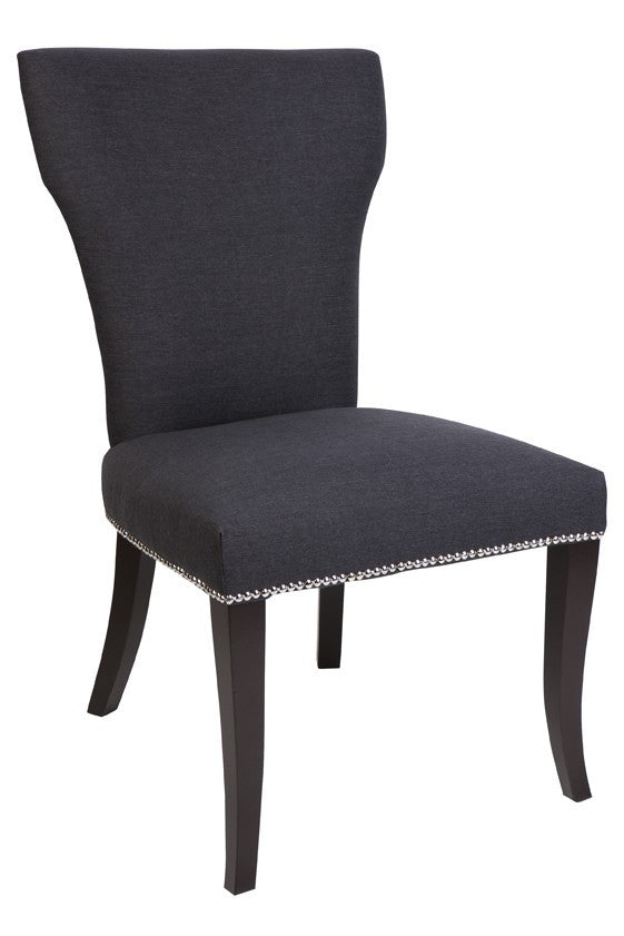 Soho Chair Blue Black