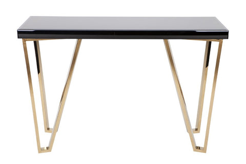 Stamford Black Console Table