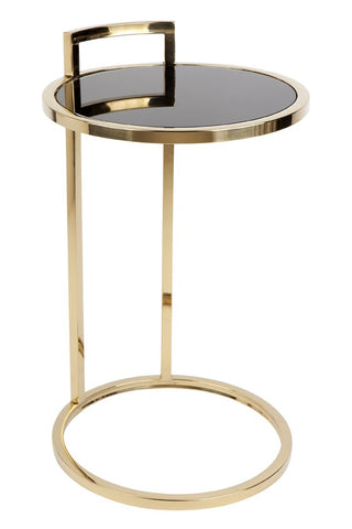 Max Side Table Gold