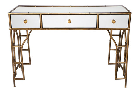 Tansu Console Table