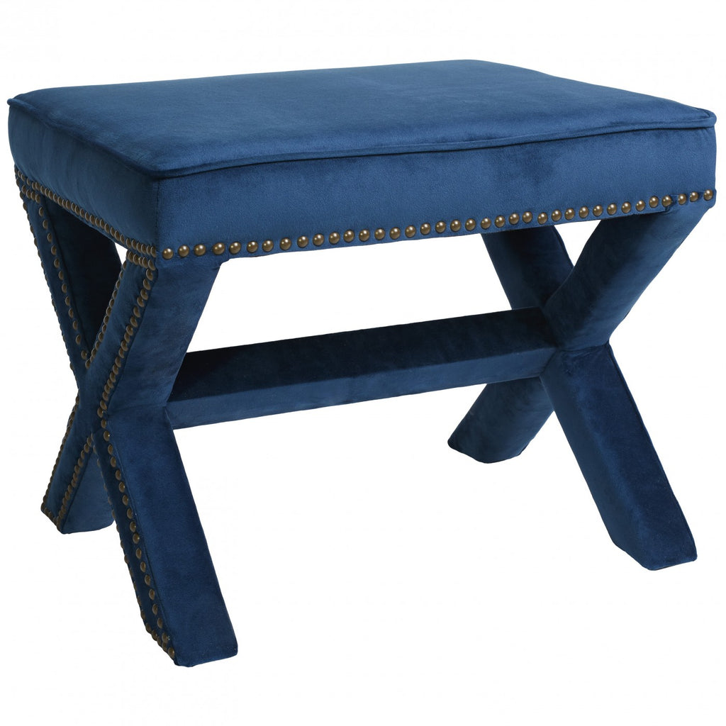 Haven Stool Navy