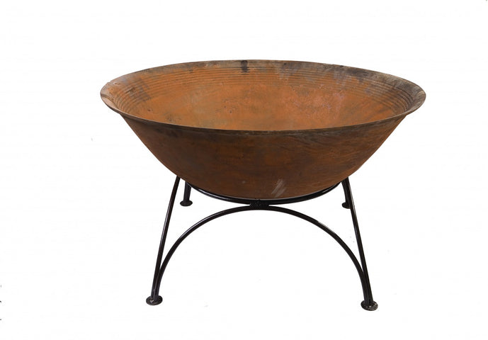 Cast Iron Bowl 100cm with Stand