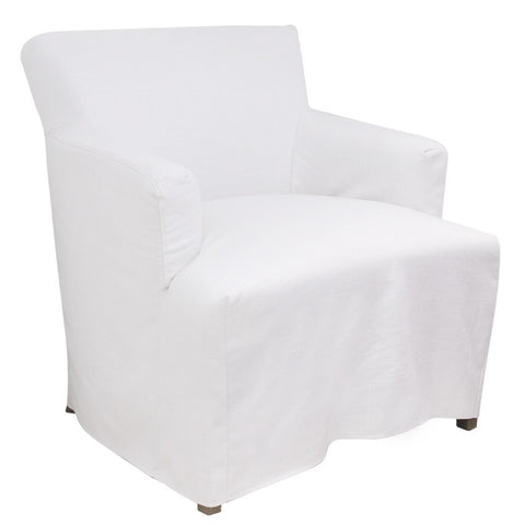 Nantucket Arm Chair White