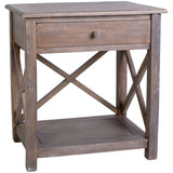 Pershing Bedside Table