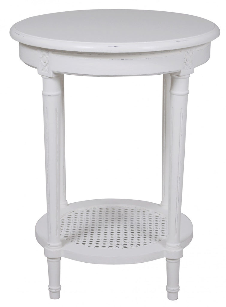 Polo Occasional Table White