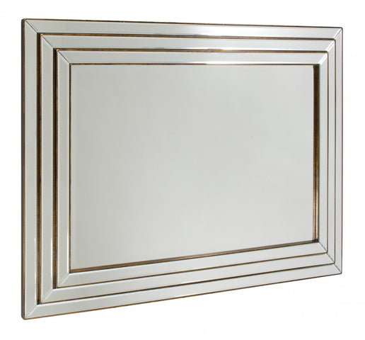 Chantel Wall Mirror Bronze