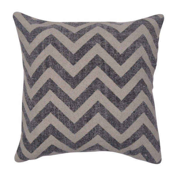 Faded Zig Zag Cushion